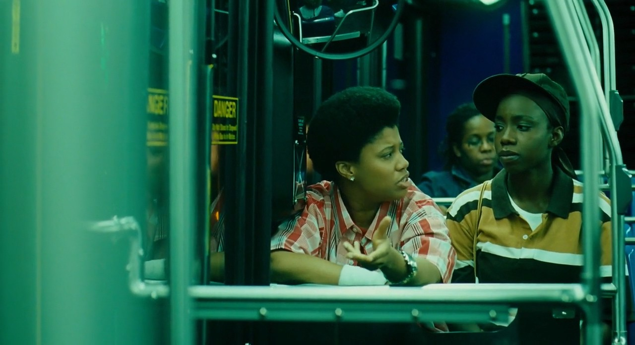 Laura (Pernell Walker) and Alike (Adepero Oduye)