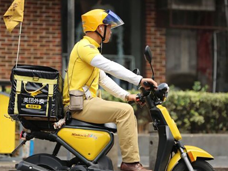 The 5 most popular food delivery apps in China - All Tech