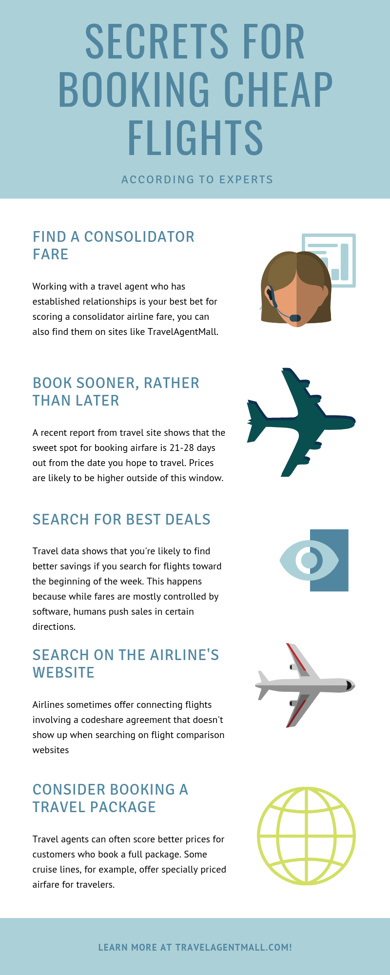 Top 7 Secrets for Booking Cheap Flights, according to experts
