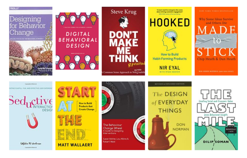 100 Books To Become A Behavioral Designer Part 3 By Samuel Salzer Behavioral Design Hub Medium