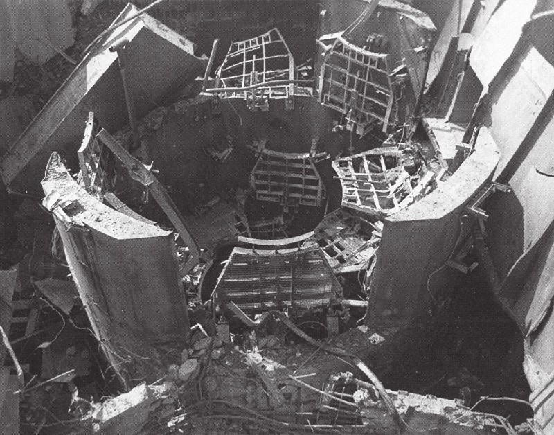 Excerpt from Titan II — Accident at Launch Complex 374–7 in