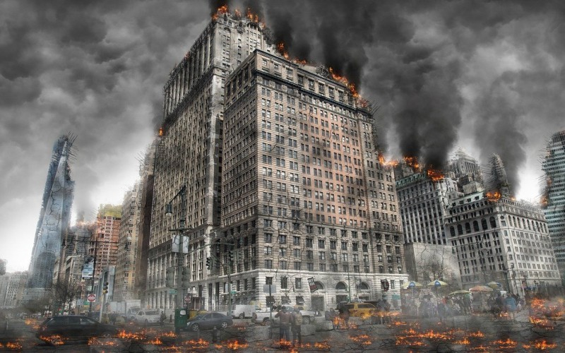 7 Terrifying Events that Could Spark a World Apocalypse