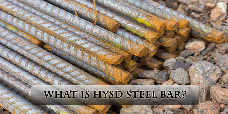 what is hysd steel bar
