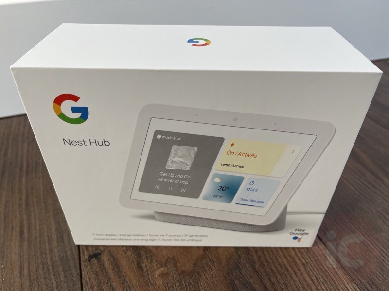 Google Second Generation Nest Hub
