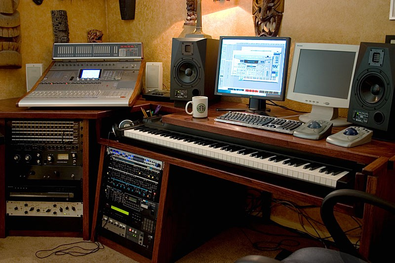 The Perfect Music Studio Desk Part 13 Designing And Building A Diy By Alexander Jenkins Medium