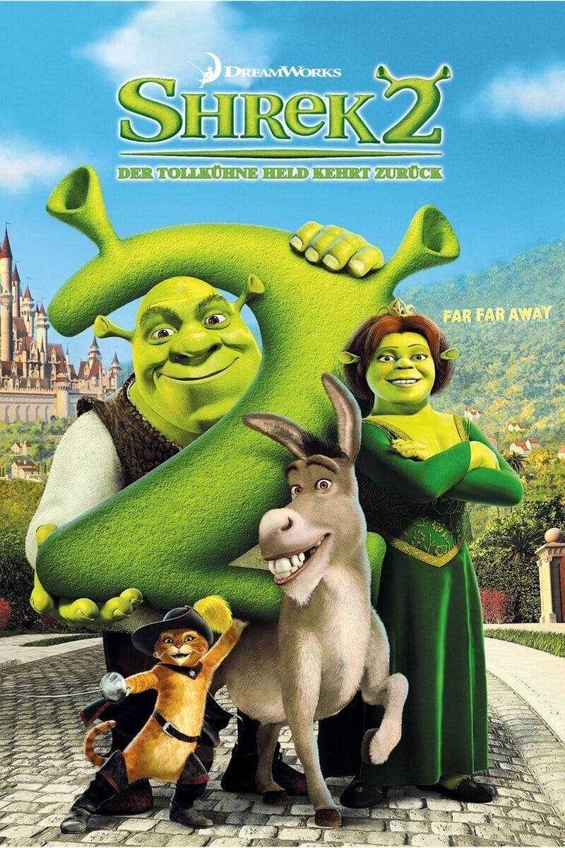 Shrek Ganzer Film Deutsch