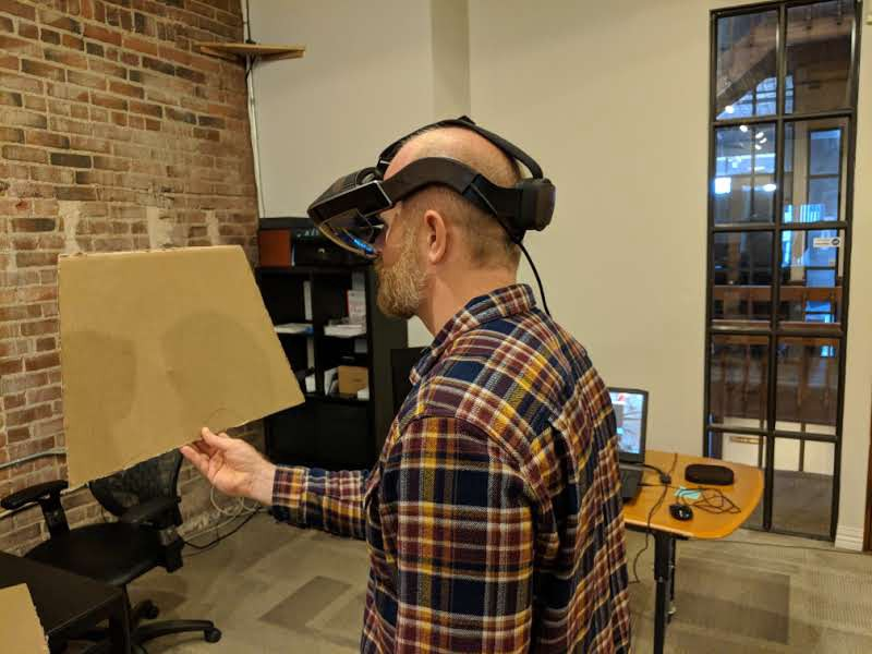 What AR Field of View Feels Like - Rob Delwo - Medium