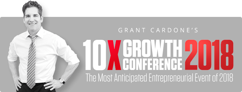 7 Reasons the 10X Growth Conference is more life changing