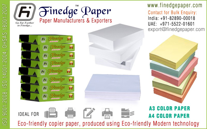 Photocopier paper, photocopy papers, laser printing paper