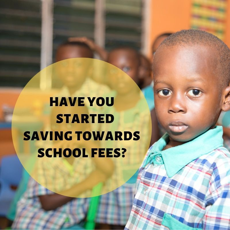 10 smart ways of saving towards your child's School Fees ..Octa