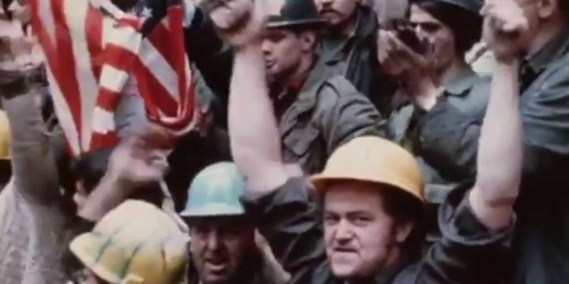 The Hard Hat Riot