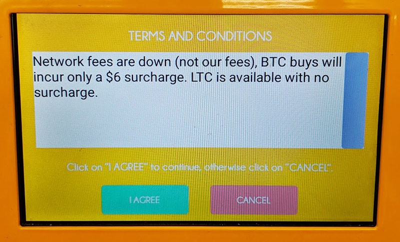 I Just Bought Bitcoin at an ATM  Never Again - Finance