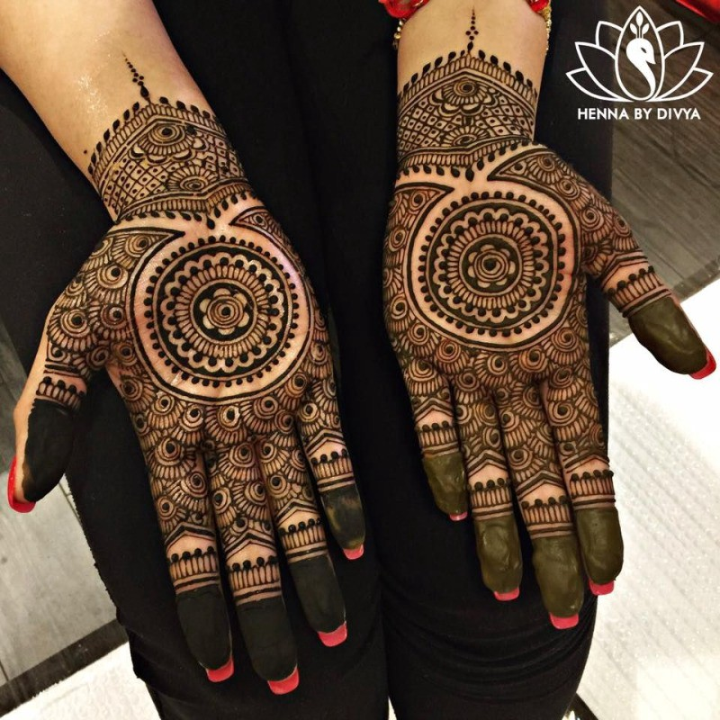 20 Best Simple Easy Mehendi Design Ideas For Deepawali By Bondita Deka Medium