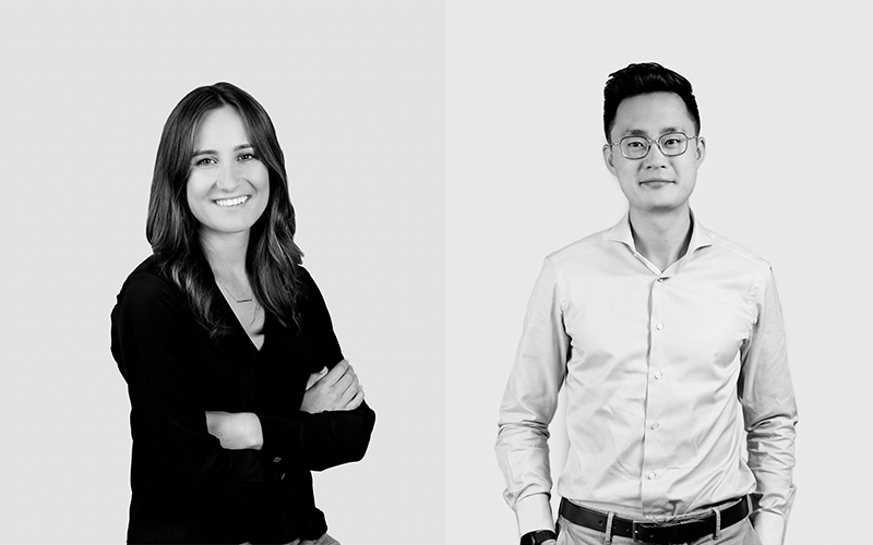 Amy Cheetham and Tony Liu join Costanoa's investment team.