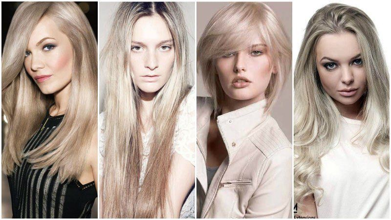 Top 10 Cool Shades Of Blonde Hair