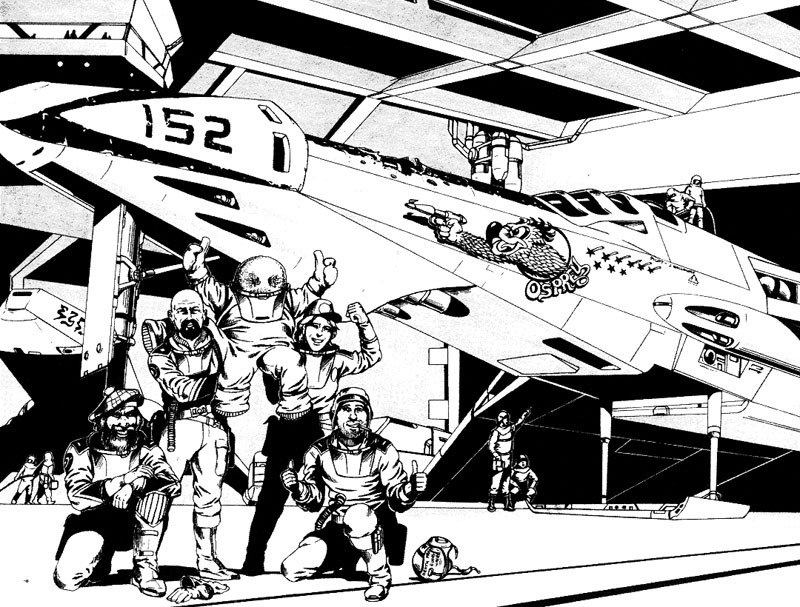 REVIEW] Star Frontiers: D&D's Long Lost Sci-Fi Sibling | by ...