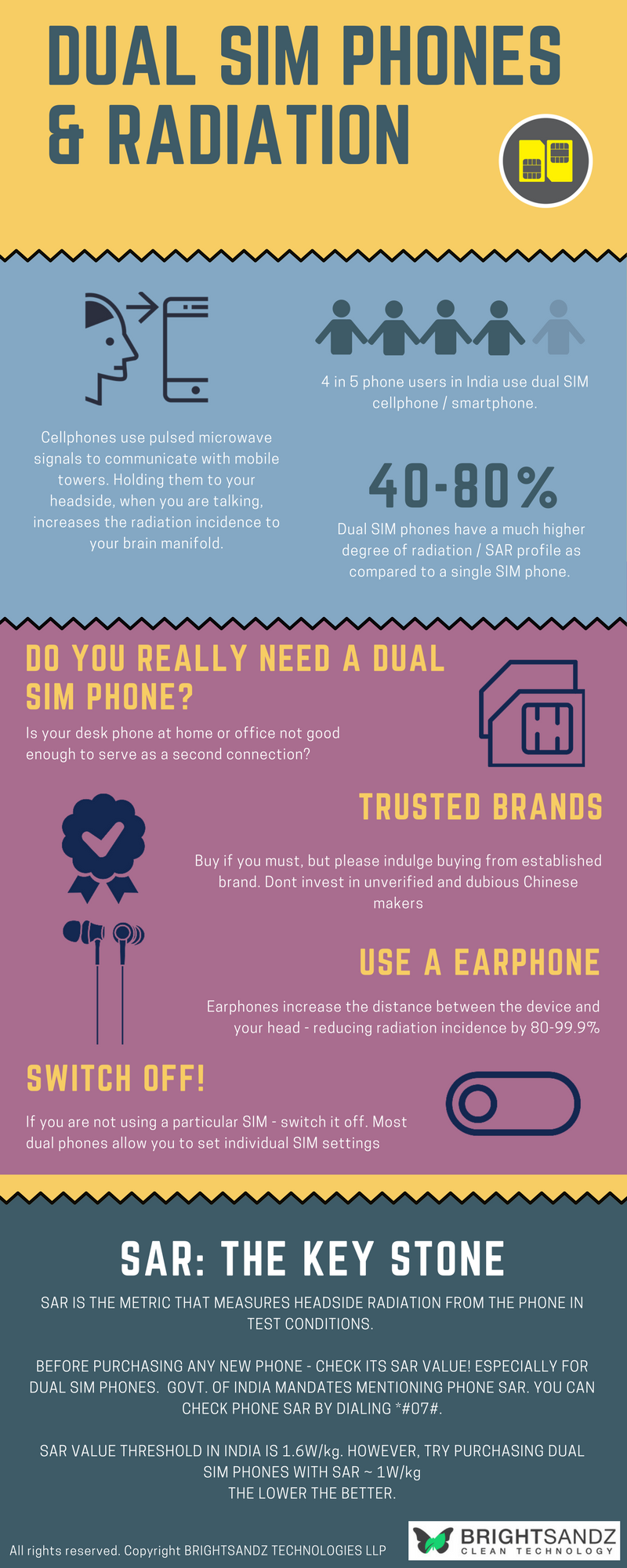 Here's what you should know about dual SIM phone radiation