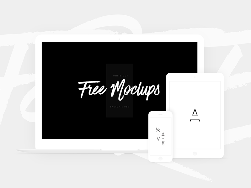 Free MacBook Mockups [PSD, Sketch]– 2019 - UX Planet