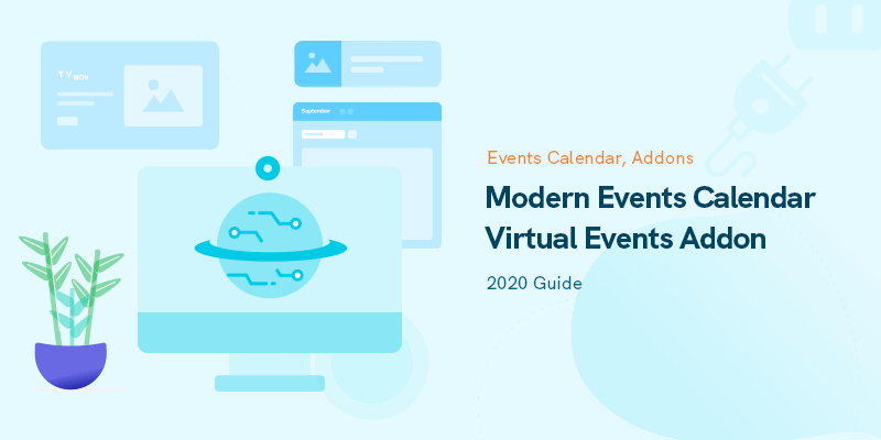 Modern Events Calendar Virtual Events Addon Introduction