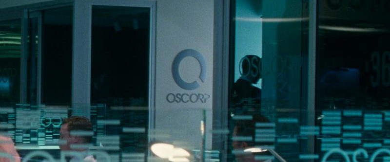 Oscorp in The Amazing Spider-Man 2 (2014) - Aleksey Busygin