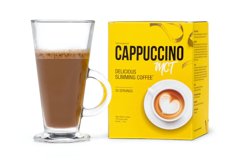 Cappuccino MCT weight loss coffee near me