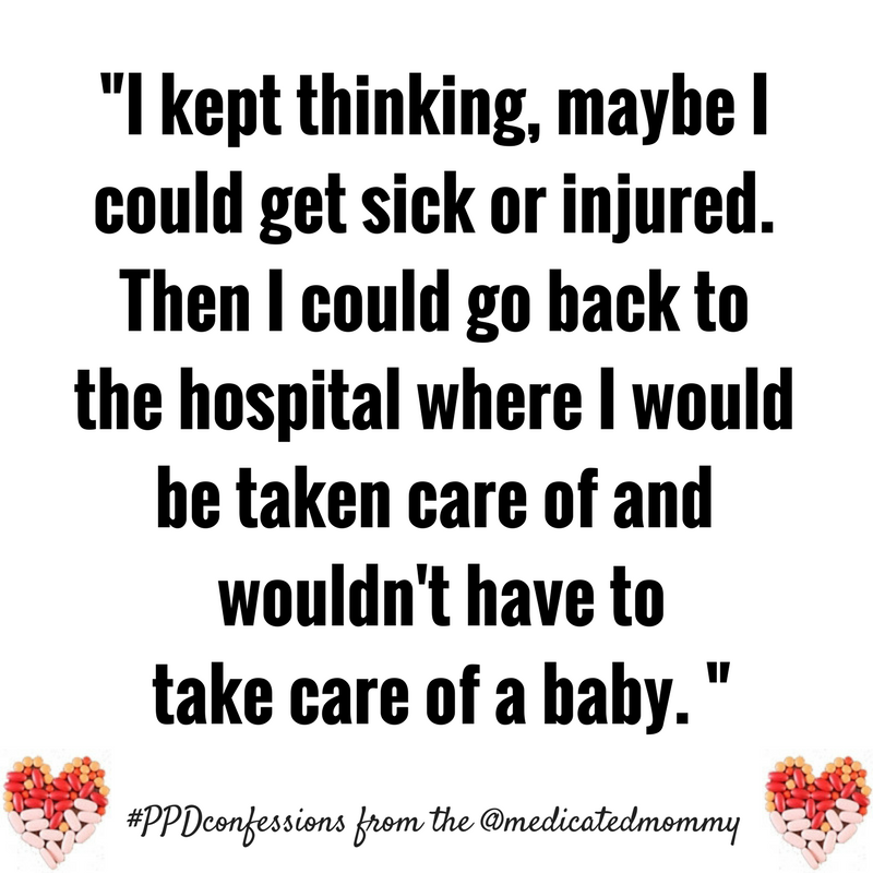 Confessions From a Postpartum Depression Survivor - Thrive ...