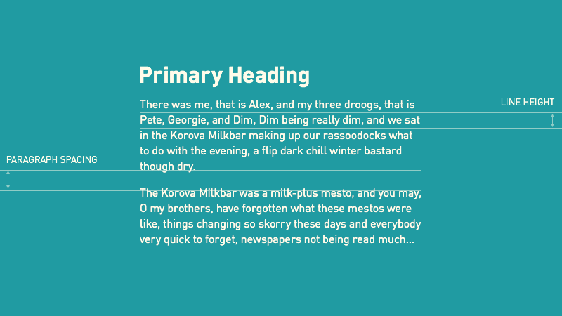 3 Typography Tips For A More Comfortable Read - Luke Jones