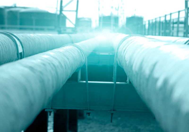 Fuel and Oil pipelines
