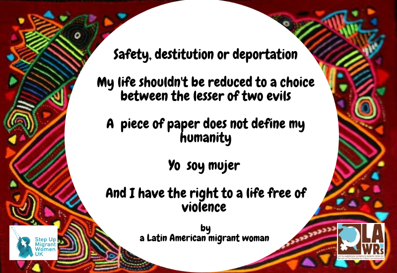 Hear our voices: Latin American women reflect on the hostile