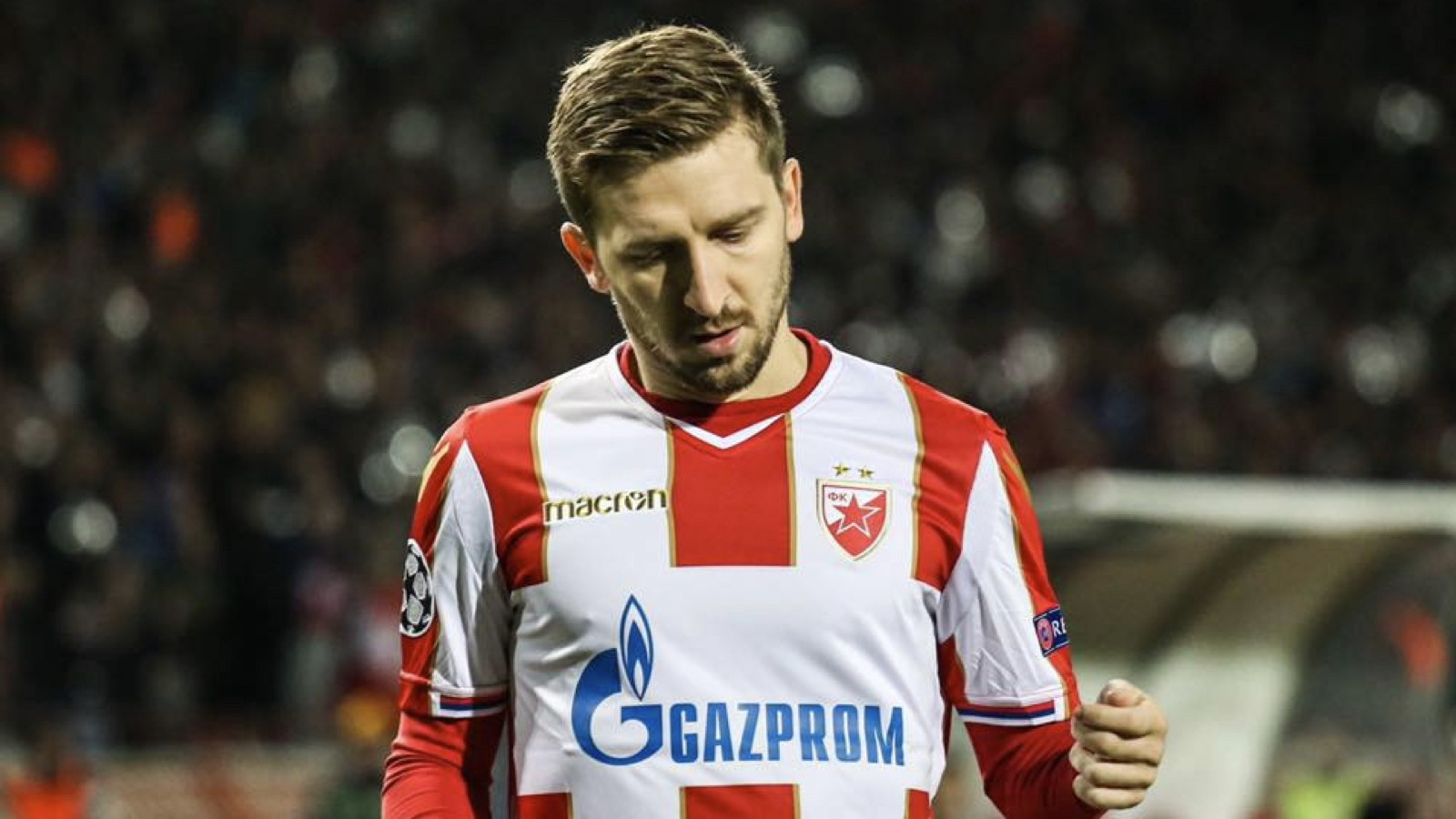Marko Marin has played for both Olympiacos and Red Star Belgrade