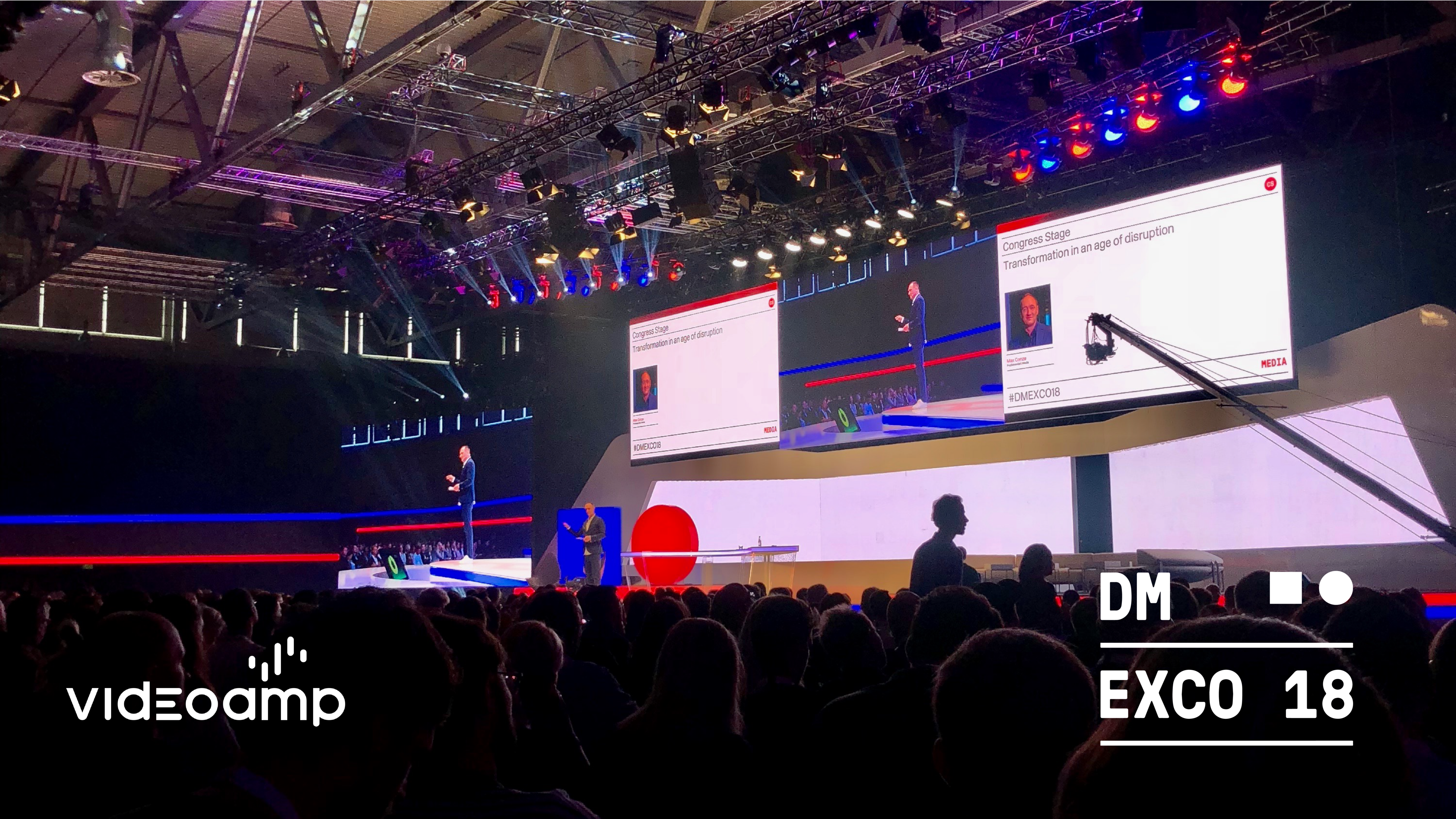 The 2018 Dmexco Buzz The New Age Of Tv And Digital Unification In Europe By Corey Norris Medium