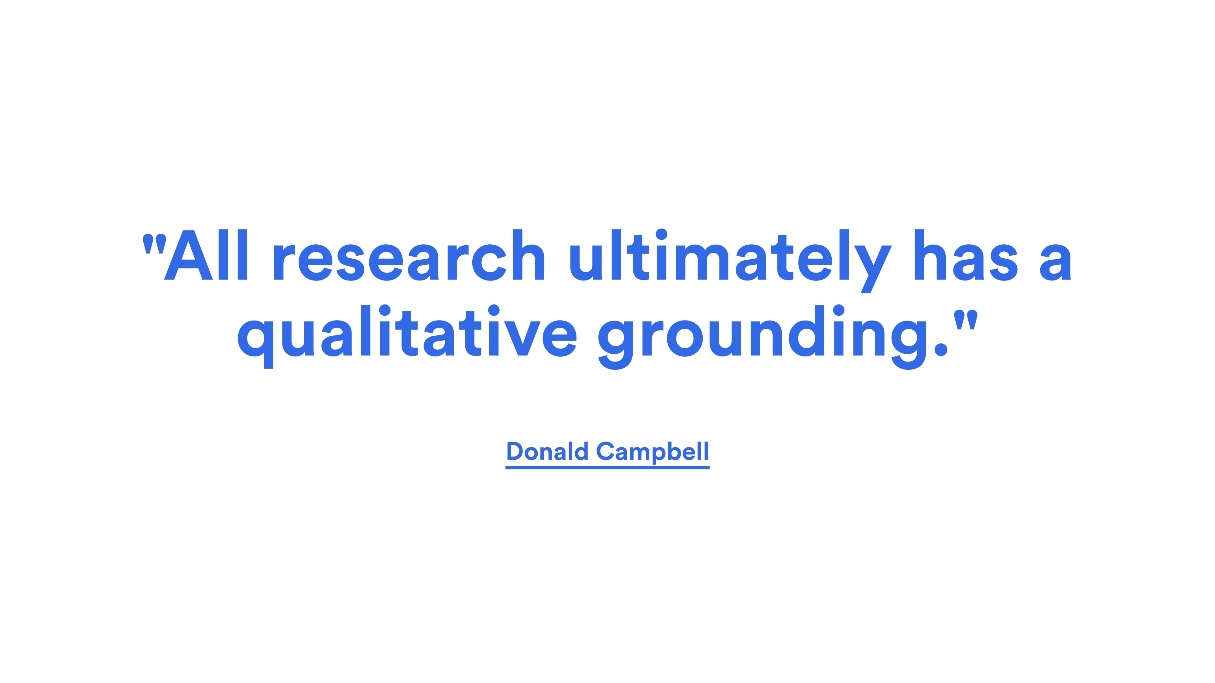 An overview to qualitative and quantitative research methods