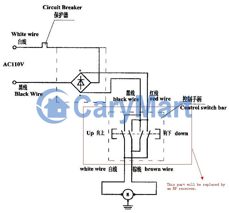 How To Remote Control Winch Motor Up And Down By Mandydong Medium