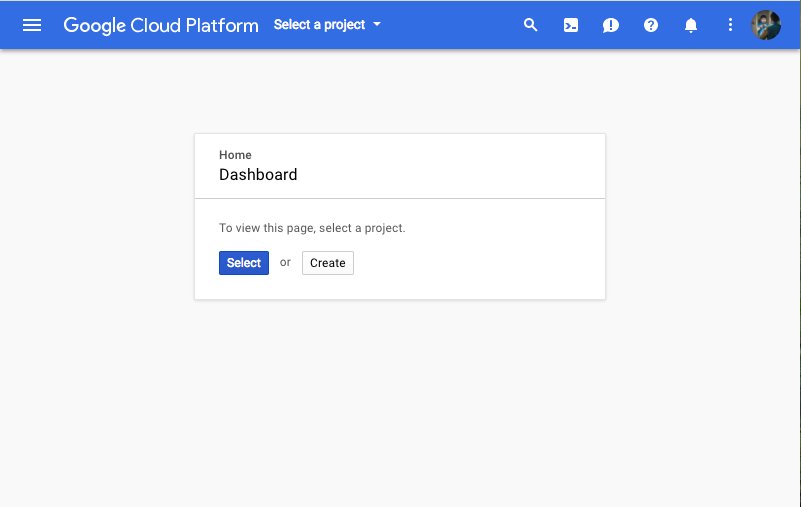 Create a React Native App with Google Map using Expo io