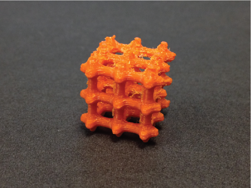 A Study in Fabricating Microstructures (Part 1) - 3D