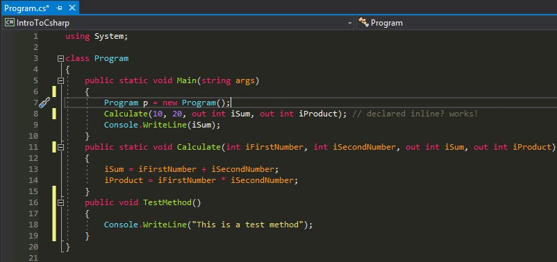 How To Add Awesome Monokai Colors For Beautiful C#