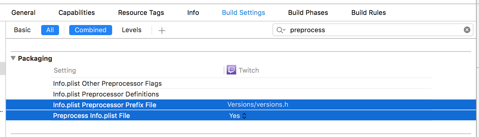 iOS versioning - Twitch Blog