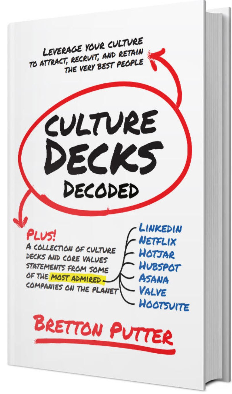The very best company culture decks on the web - The Startup
