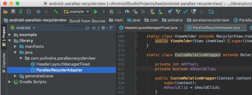 Android Studio and Xcode code navigation commands - Elye