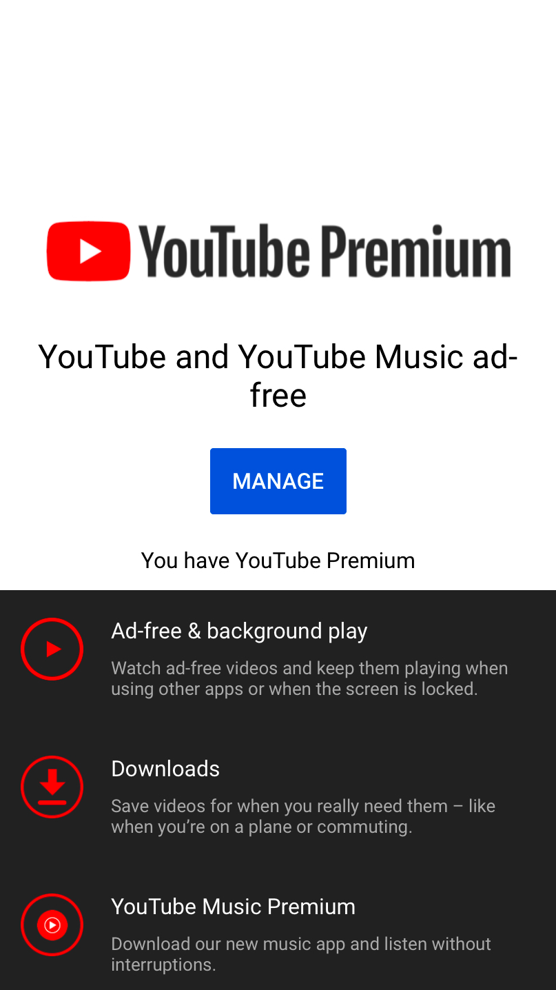 Intro Of Youtube Premium And Youtube Music Music Tech Alliance By Jeffrey Wang 王俊元 Music Tech Alliance Medium