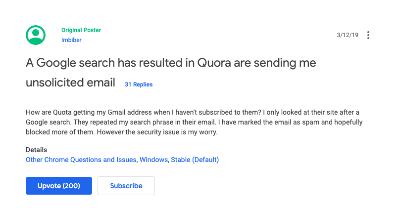 Quora And Google Might Be In A Hidden War By Toni Koraza Datadriveninvestor