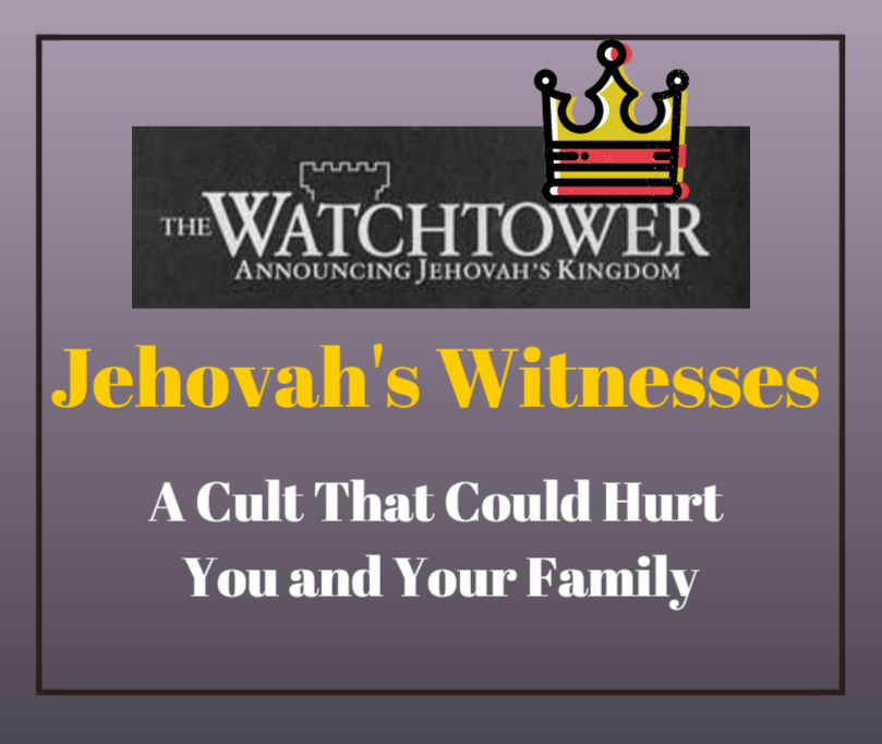 The Real Truth About Jehovah's Witnesses - Sylviane Nuccio
