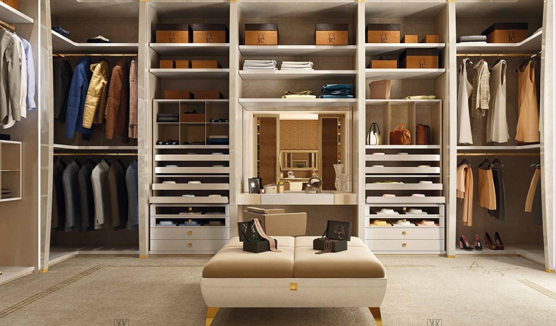 Sex And The City A Closet Like Carrie Bradshaw By Eurooo Luxury Furniture Medium