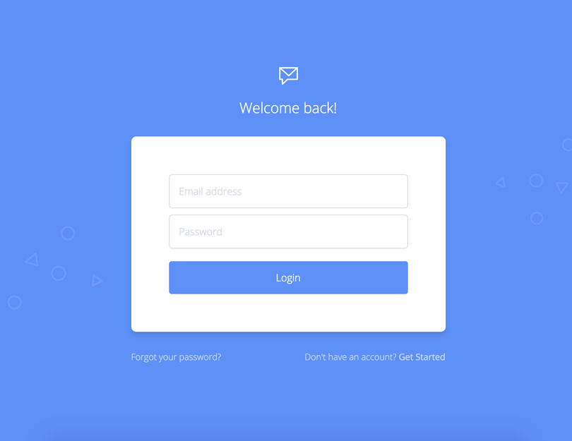 7 stupidly simple login forms (and how to prototype them