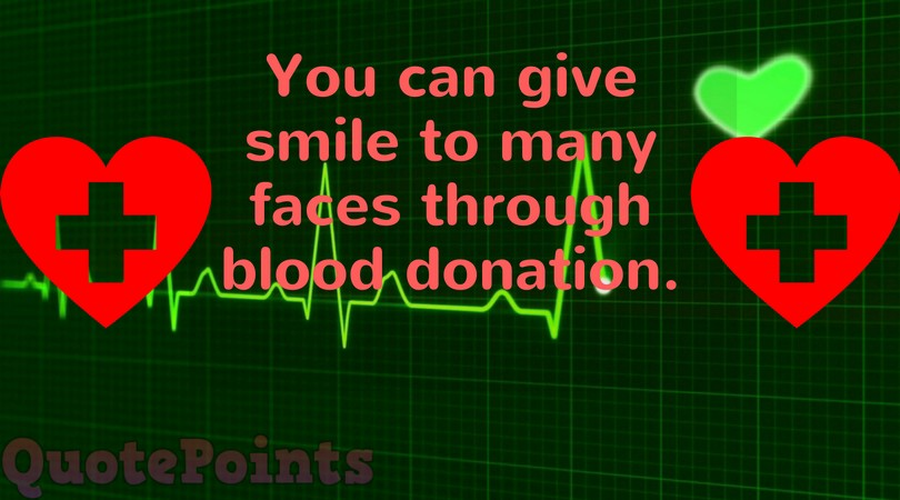 20 Best Blood Donation Quotes Download Blood Donate Quotes By Donna E Ward Medium