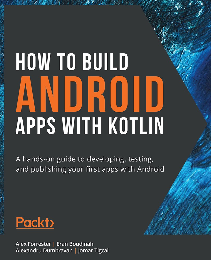 Book: How to Build Android Apps with Kotlin