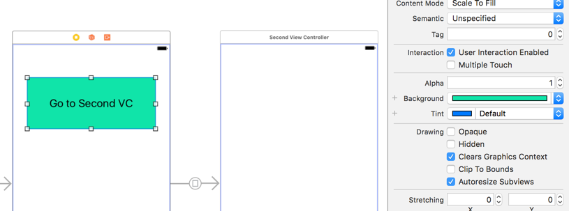 Move between View Controllers with Segues — iOS #9
