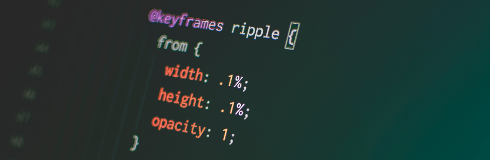 Your First Css Animation So You Want To Get Started With Css By Twan Mulder Prototypr