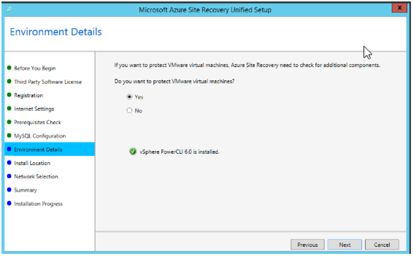 How To: Azure Site Recovery — protect VMWare VMs