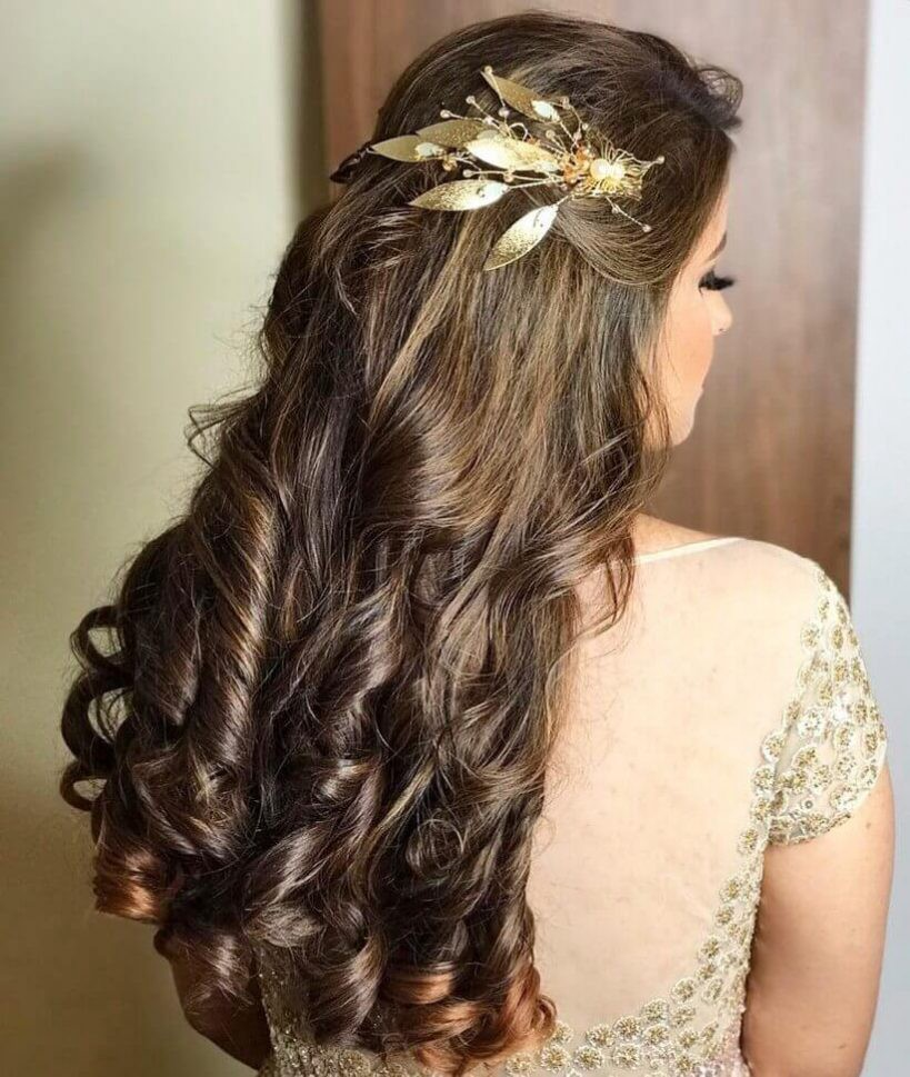 Most Beautiful Indian Bridal Hairstyles Of 2020 For Short